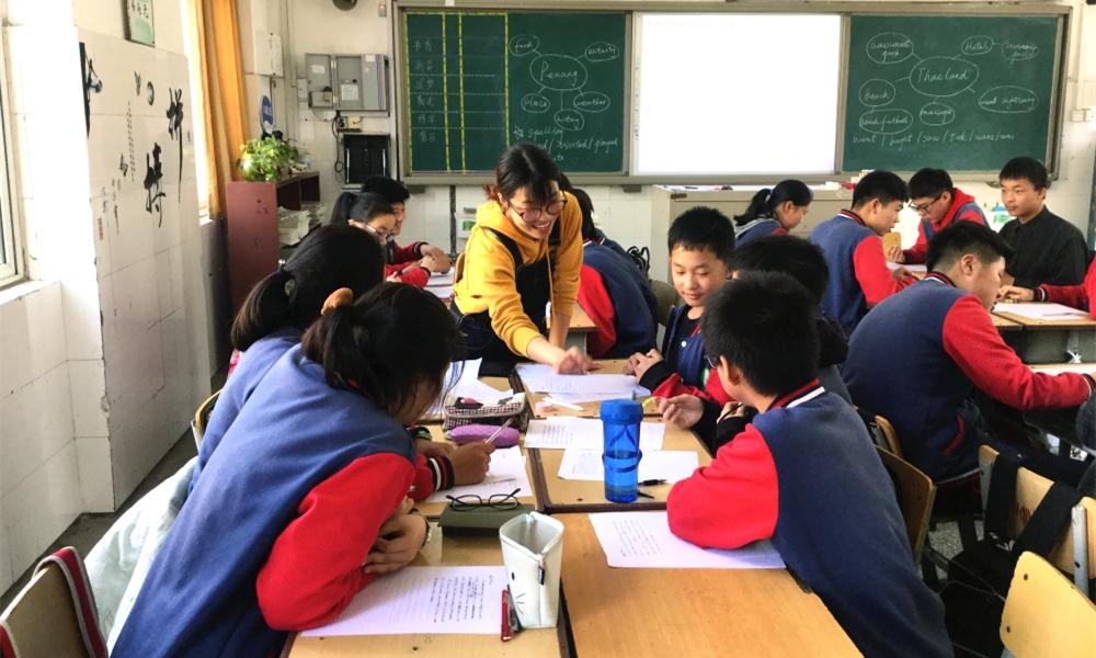 news zhengzhou - 郑州市2017年初中英语骨干教师高级研修班PTS TP3圆满完成
