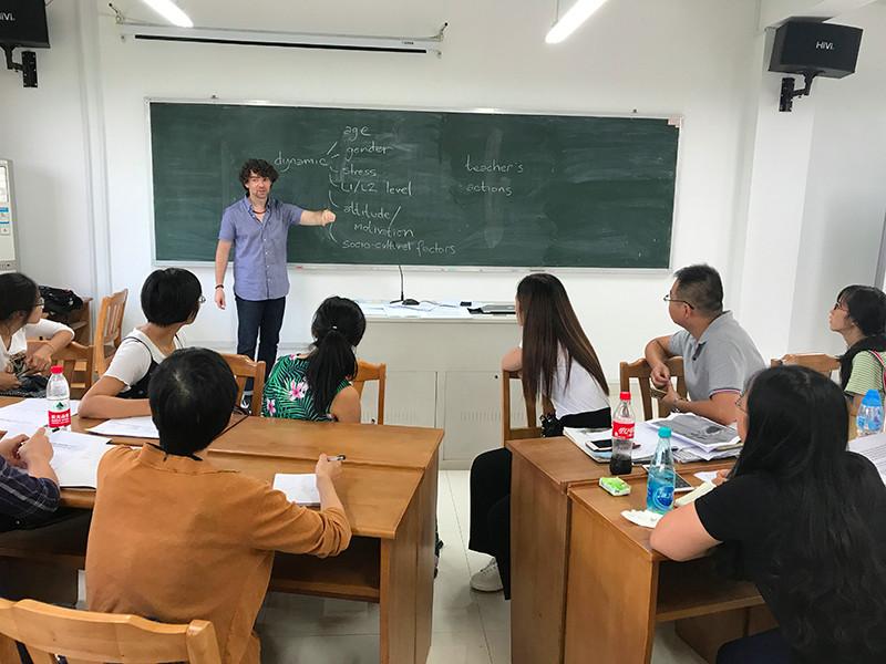 3 news shaoxing 1 - 绍兴市ICELT项目第一阶段培训圆满完成
