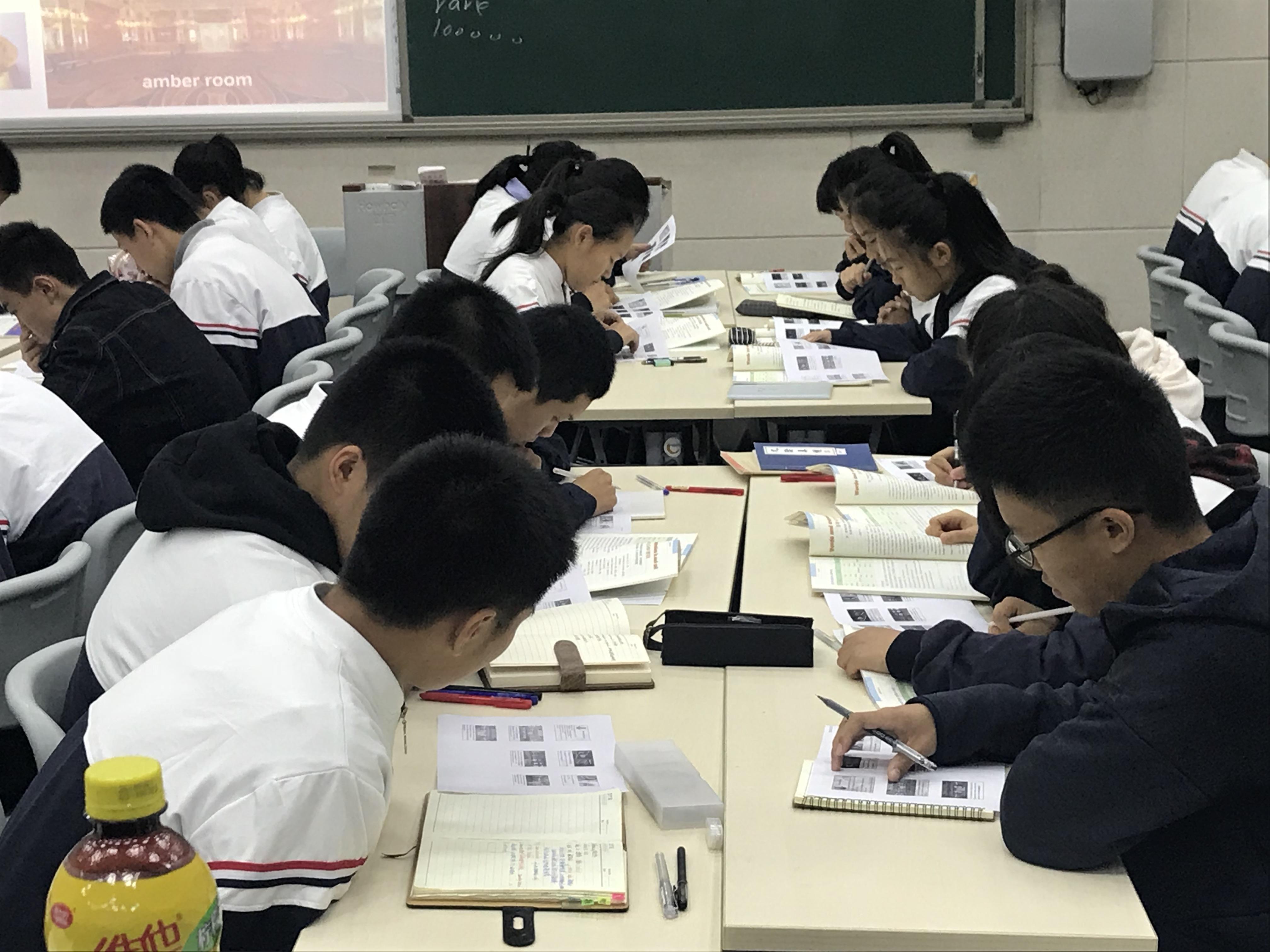 IMG 93441 - 郑州市2018年高中英语骨干教师高级研修班PTS TP1圆满结束