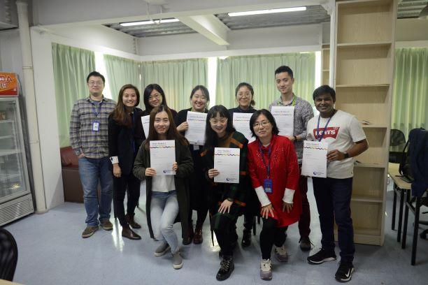 DSC44451 1 - Delta (剑桥英语语言教师文凭)职业发展的绝佳途径!