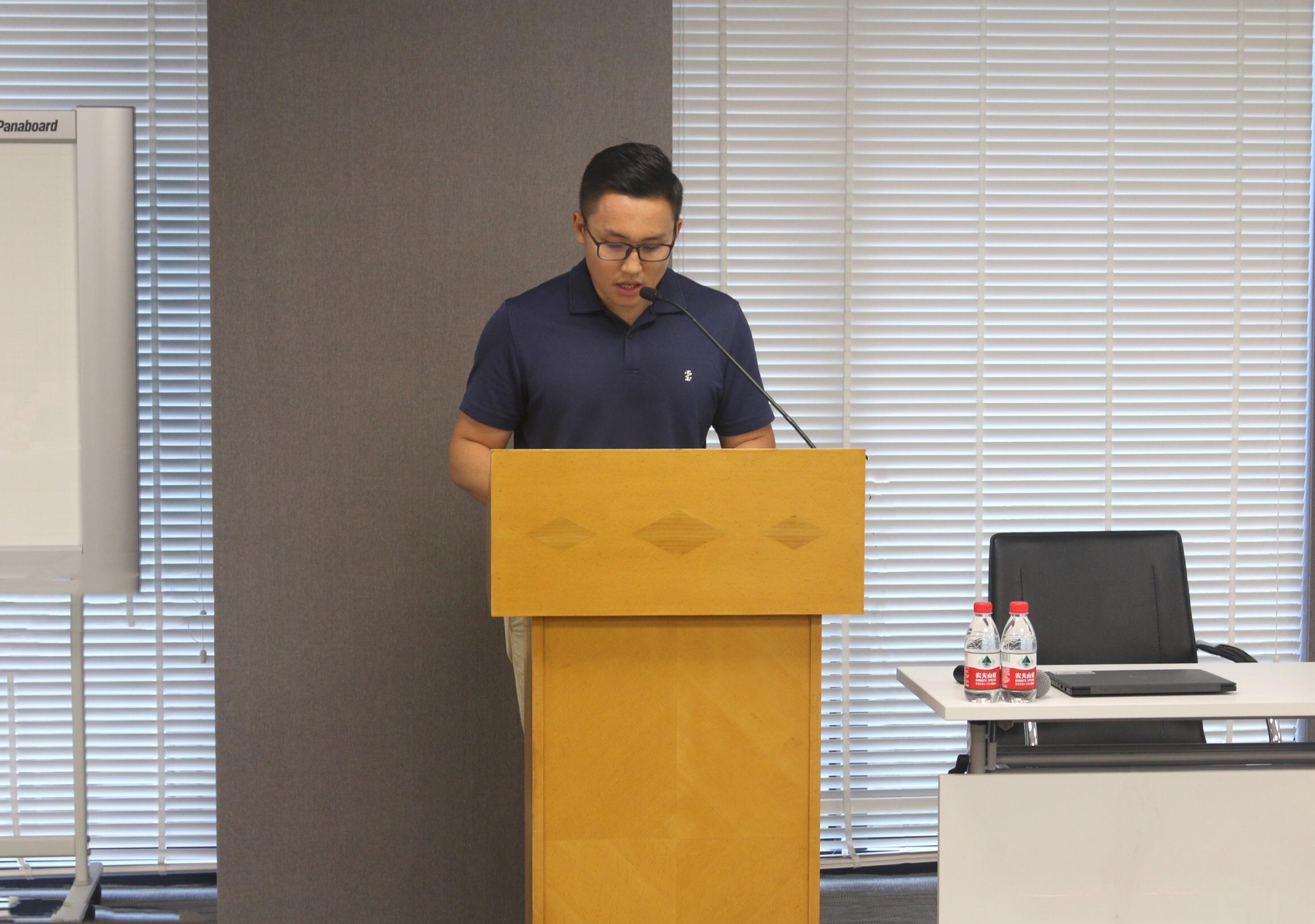 刘奇楠 - 丽水市直高中骨干英语教师专业能力(TKT)培训正式启动